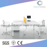 L moderne poste de travail en bois de bureau de meubles de forme