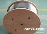 Aislante de tubo en espiral del martillo de la aleación de níquel N08825