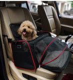 A linha aérea Foldable aprovou o saco de portador do curso do animal de estimação para o gato pequeno do cão