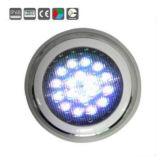 Luz da piscina do diodo emissor de luz PAR56 do aço inoxidável 18X3w