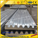 Final de aluminio modificado para requisitos particulares del molino del perfil de la protuberancia del fabricante 6063
