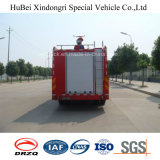 8ton Dongfeng Foam and Water Tank Type Fire Engine