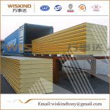 Panneau de mur d'unité centrale pour le matériau de construction