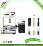 Robot remplissant de pétrole de Cbd/machine de remplissage de bouteilles liquide de remplissage/pétrole