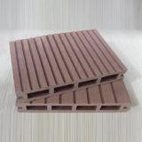 Suelo de WPC/Decking al aire libre/Composited de madera y plástico