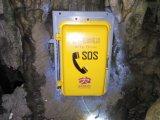 Tecla impermeável ao ar livre Kntech do seletor da velocidade das telecomunicações Knsp-04 do telefone Emergency
