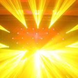 19X15W RGBW 4in1 LED B 눈 K10 이동하는 맨 위 점화