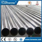 Tubo de acero inconsútil estándar de ASTM para el edificio y la decoración