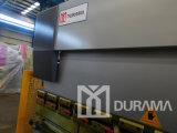 Dobladora de la placa famosa de la marca de fábrica con el regulador simple de Estun E21