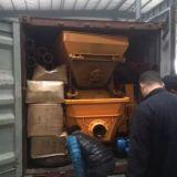De draagbare Mixer van de Trommel van het Cement met Pomp