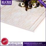 Плитка застекленная конструкцией фарфора керамики Foshan Juimsi просто новой стены 300X600mm