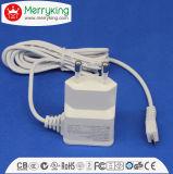 Esportazione in Corea KC 5V 2A con l'adattatore dell'uscita AC/DC di CC del USB di Pin del micro 5