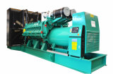 Комплект генератора двигателя 2000kVA 2mva Googol пользы электростанции тепловозный