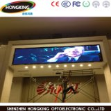 Hohe Helligkeit farbenreiche Innenbildschirmanzeige LED-P6