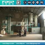 Impianto di lavorazione di energia del CE di combustibile della pallina verde approvata di legno