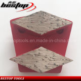 De Malende Plaat van de Diamant van Werkmaster voor Concrete Vloer