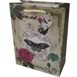 Mode Meilleur prix Custom Design Logo Paper Women Shopping Bag