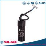 Однофазные конденсаторы старта 110V электрического двигателя CD60 340-389mfd