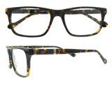 La receta Eyewear de la tendencia enmarca marcos de cristal magnéticos de los vidrios del ojo del diseñador del hombre