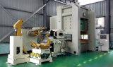 Alimentador automático da folha da bobina com uso do Straightener em fabricantes dos aparelhos electrodomésticos e em molde do automóvel