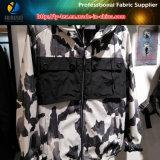 """Tela de moda del """"orificio """"del rayón, tela del poliester T400 para la chaqueta, (LY-R0103)"""