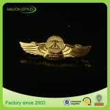Métal Custom EAU Airbus Pilot Wing Badges
