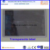 Ebil Trasparent Magnet Nom Label for Sales (Ebil-ML)