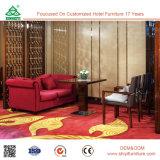 安い価格の屋内家具のソファーはセットしホテルか食堂を使用する