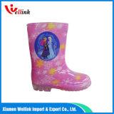 子供は防水雨靴を作る