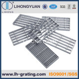 Гальванизированный стальной Grating пол для платформы стальной структуры