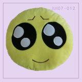 Ammortizzatore del cuscino di Emoji di sorriso dei giocattoli farcito Emoji della peluche