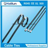 PVC покрыл шарик фиксируя связи кабеля нержавеющей стали