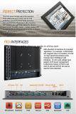 """15 """" промышленный врезанный PC неровный экрана панели PC/Touch неразъемный"""