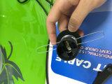 Caliente venta VDE aprobación europea lámpara de sal del cable de alimentación con el interruptor 303