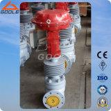 Válvula de control eléctrica da alta temperatura