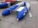 Barco inflável do reforço com vária cor