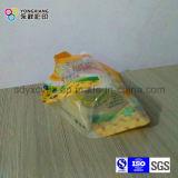 Laminado levantarse la bolsa del canalón con la impresión modificada para requisitos particulares para el jugo/el condimento/el líquido