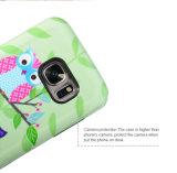 Силикон 2 PC в 1 гибридной комбинированной iPhone напечатанном водой аргументы за 6 плюс 5.5, аргументы за Apple крышки тонкого панцыря супер тонкие трудные для iPhone