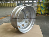 自動トレーラーおよび大型トラックの鋼鉄タイヤの合金の車輪の縁