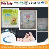 De organische Biologisch afbreekbare Luiers van de Baby van de Luier van de Baby Super Zachte In te ademen