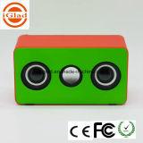Noten-Induktions-beweglicher drahtloser Stereofühler-Mobile-Lautsprecher