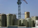パルプおよびペーパー企業のためのガラス繊維のタンクか容器