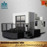 Centro fazendo à máquina horizontal do CNC da Quatro-Linha central Hmc45