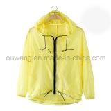 Vestiario di protezione respirabile di Sun del rivestimento leggero all'ingrosso di estate per la promozione