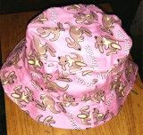 Sombrero lavado del compartimiento del pescador del ocio de la lona del algodón