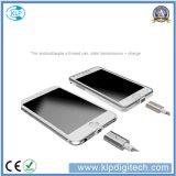 2 в 1 быстрый поручать для iPhone и Android магнитного кабеля USB