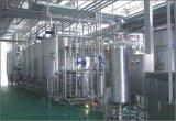Linha de produção da fábrica de tratamento do leite da leiteria