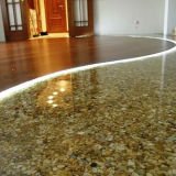 3D Floor Crystal - Epoxy libero Floor Coating