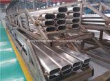 Profiles&Tubes oval de alumínio (lustrado e polished&brushed)