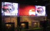 Diodo emissor de luz Signage em The Exhibition Stand